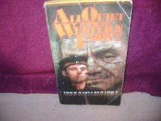 All Quiet on the Western Front 1975 by REMARQUE, Erich Maria 0449238083