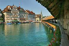 Lucerne, Switzerland -- one of my  favorite cities!