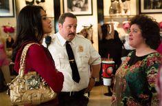 Maria Arce + Kevin James + Film = Paul Blart Mall Cop