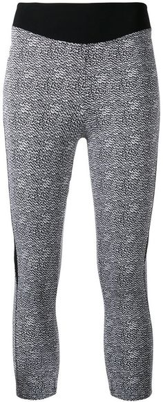 Sàpopa printed fitness leggings