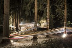 Event-Tipp: Weihnachtliches Lichtfestival in Lenzerheide - Zauberwald 2015