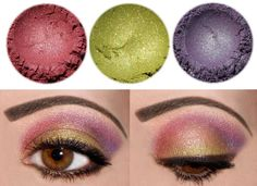 BFTE Get The Look - Mini Collections in 'Bring on the Berries'. bftecosmetics.com