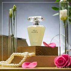 Rare Pearls Avon Products, Boss, Perfume Bottles, Pearls, Beauty, Beleza, Beads, Perfume Bottle, Cosmetology