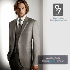 ‪#‎Weddingsuits‬ Tailored just for you! Men's Customized Clothes - ‪#‎Formalwear‬, ‪#‎Ethnicwear‬ & ‪#‎WeddingWear‬. Call: 8080 927 927 ‪#‎Weddings‬ ‪#‎Menswear‬ ‪#‎Mumbai‬ ‪#‎Chembur‬ visit us http://www.9to7fashions.com/