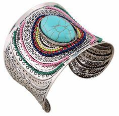 Bohemian Arm Cuff  Bracelet - Sassy Posh - 3