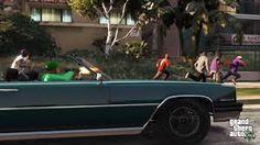 GTA 5, Zobacz jakie auta będą dostępne w GTA 5