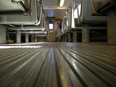 Septa train (cleanest one i've ever seen)