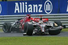 MAGAZINEF1.BLOGSPOT.IT: Gran Premio di Ungheria 2006 - Sorpresa Button