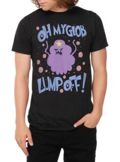 Adventure Time Lumpy Space Princess Lump Off T-Shirt
