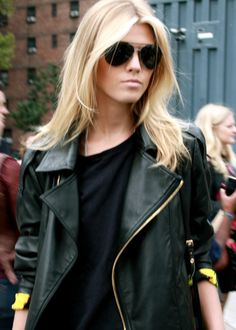 Black aviators #Style #Stylish #Aviators #Fashion #Fashionblog