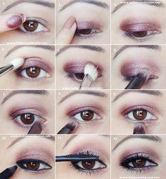 plum-gold-eye-makeup-tutorial.jpg 1,000×1,073 pixels