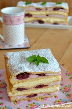 Ciasto Jakuba Different Cakes, French Toast, Meals, Cooking, Breakfast, Polish Food, Cook Books, Recipes, Individual Desserts