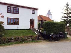 Langelinie 38, 8471 Sabro - Charmerende landsbyhus i Borum (13 km fra Aarhus) #sabro #rækkehus #selvsalg #boligsalg