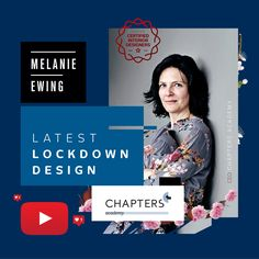 We are fortunate indeed to have a close partnership with Chapters Interiors CEO Melanie Ewing, who trains our staff and keeps us abreast of trends. Snap up h. Online Courses, Trains, Interview, Channel, Coding, Interiors, Pop, Live, Youtube