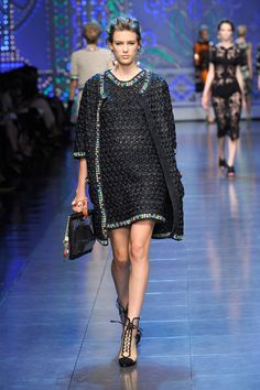 c9bf6b455f45  Dolce amp Gabbana Summer 2012 Fall Winter 2014