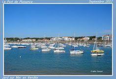 Jard sur Mer . Le Port de plaisance de JARD sur MER. Un endroit idyllique à découvrir.