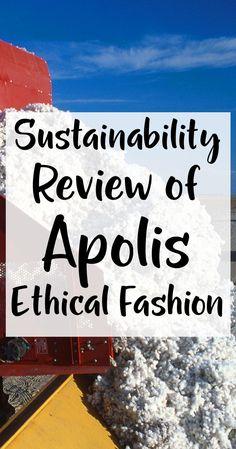 Sustainability Review of Apolis Ethical Fashion