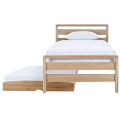 Storabed King Single & Trundle Bed with Castors | Freedom Furniture and Homewares