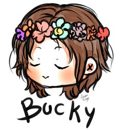 #CutieBucky xD <3 - Visit now to grab yourself a super hero shirt today at 40% off!