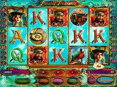 Игровые автоматы pirates treasure 3d человек и закон.когда закроют игровые автоматы