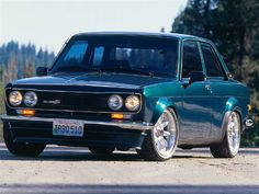 Mark Nuenke bought this Datsun 510 Bluebird back in 1976 and ever since then, he's been modifying it to his liking.  - Turbo & High-Tech Performance Magazine