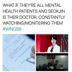 I like this theory better #Wings
