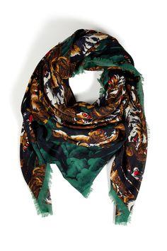 YEEEHH...wow!!! Win! Kenzo-shawl van Stylebop t.w.v. €375
