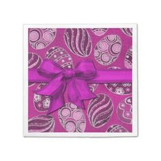 Shop Decorative Purple Ribbon Easter Eggs Napkins created by BlueRose_Design. Cloth Napkins, Paper Napkins, Holiday Boutique, Purple Ribbon, Easter Cookies, Chocolate Box, Cocktail Napkins, Vinyl Lettering, Party Printables