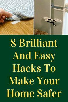 Life Hacks Websites, Daily Life Hacks, Simple Life Hacks, Useful Life Hacks, Cleaning Spray, Diy Cleaning Products, Cleaning Hacks, Easy Hacks, Diy Home Repair