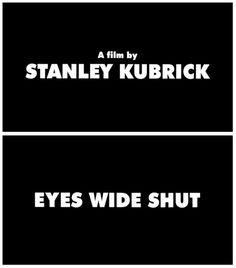 Eyes Wide Shut Film Credits