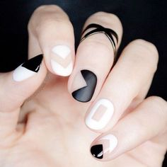 We still LOVE the negative nail trend. What trends and styles would you like to see us feature as we go into fall? #RCMNailIt