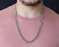 Hand Made jewelry Boutique for Men & Women. by MensJewelryByMagoo Mens Chain Necklace, Chain Necklaces, Etsy Handmade, Handmade Gifts, Chains For Men, Gifts For Him, Jewelry Making, Etsy Shop, Boutique