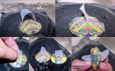 smart idea - tape sanding handle by jembox, via Flickr