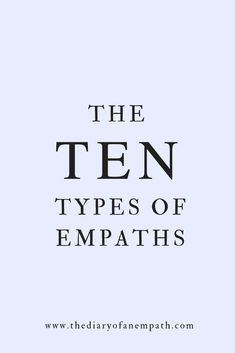 what is an empath? — the diary of an empath – Life Hacks Empath Traits, Intuitive Empath, Empath Types, Psychic Empath, Empath Abilities, Psychic Abilities, Highly Sensitive Person, Sensitive People, Over Sensitive