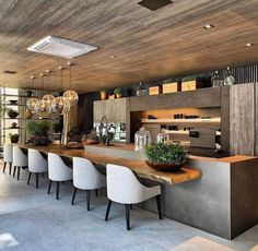 Modern Kitchen Interior kitchen inspirations - Tips for traveling on a budget from a girl who travels a lot on a budget! Decor, Home Decor Kitchen, House Design, Interior, Kitchen Decor Modern, House Interior, Home Kitchens, Modern Kitchen Design, Home Interior Design