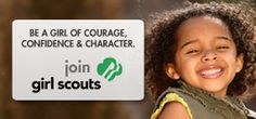 Join Girl Scouts!