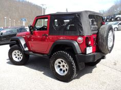 1J4FA24198L526380 - HOT! - 2008 Jeep Wrangler X - 36k miles - Call for pricing! 304-369-2411