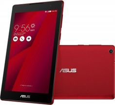 Asus ZenPad C 7 -tablet, Android väri punainen Ipad Tablet, 7 And 7, Quad, Core, Auction, Android, Target, Tech, Technology
