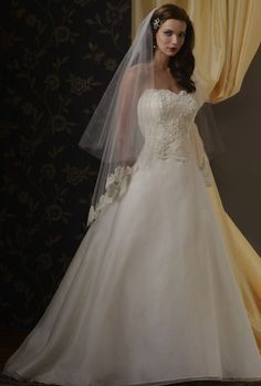 Birnbaum And Bullock Original Cost $5700 True Princess Wedding Dress (New)