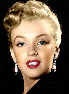 Marilyn Monroe - marilyn monroe in colour is also on Facebook, come and have a look xxx