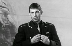 Leonard Nimoy in 1963! Oh Wow!!! I think my inner fangirl just fainted......