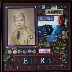 Korean War Veteran...heritage military page.