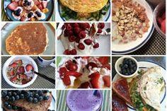 16 Healthy Breakfast Meal Recipe Ideas
