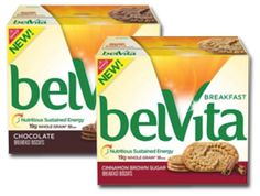 FREE Box of belVita Breakfast Biscuits Giveaway (Over 9,000 Prizes) on http://hunt4freebies.com/sweepstakes