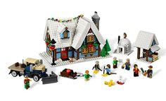 LEGO Christmas holiday gift ideas!