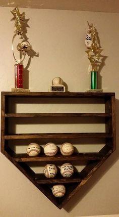 Loveeeeee to display special baseballs