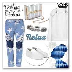 """""""YOINS 23"""" by abecic ❤ liked on Polyvore featuring Oliver Gal Artist Co., yoins, yoinscollection and loveyoins"""