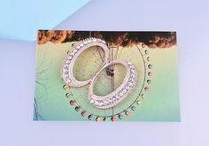 Luxusná brošňa v tvare motýlika v ružovo zlatej farbe Crochet Earrings, Jewelry, Fashion, Colors, Moda, Jewlery, Jewerly, Fashion Styles, Schmuck
