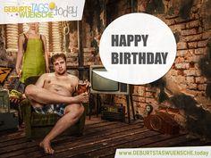 Geburtstagsgrüße - Happy Birthday