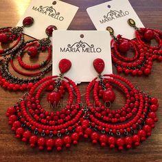 Jewelry Design Earrings, Bead Jewellery, Jewelery, Antique Jewellery Designs, Antique Jewelry, Handmade Beaded Jewelry, Earrings Handmade, Diy Necklace, Bead Earrings